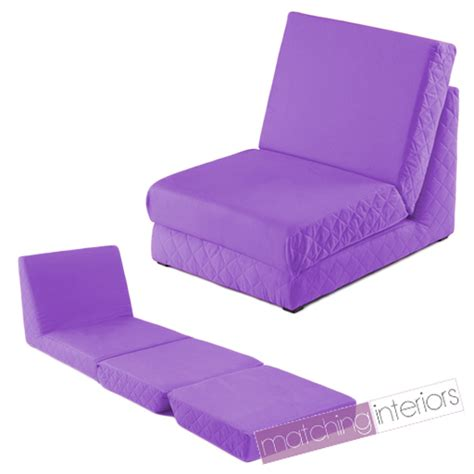 purple futon mattress purple folding z bed single chair bed 2 seat sofa fold out