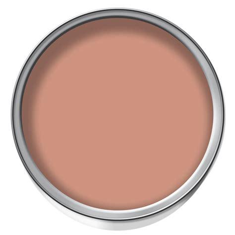 dulux paint chalk blush 2 dulux matt emulsion 2 5l copper blush deal at wilko offer