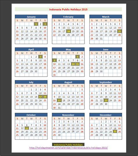 indonesia public holidays  holidays tracker