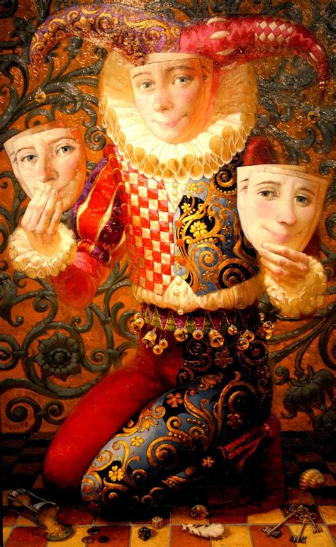 The Harlequin 17 best images about victor nizovtsev on