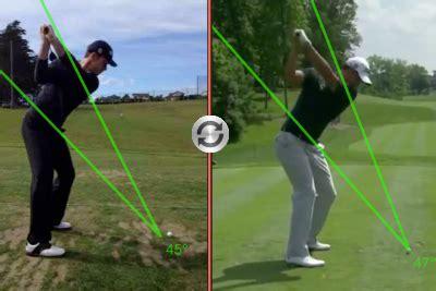 golf swing video analysis golf swing video analysis automatically draw swing plane