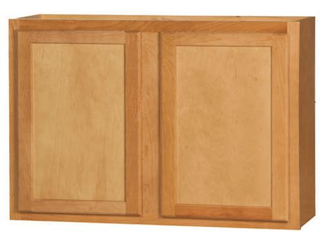 kitchen kompact mellowood 42w 42 quot x 30 quot maple wall cabinet