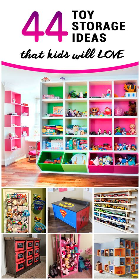 best toy storage 44 best toy storage ideas that kids will love in 2016