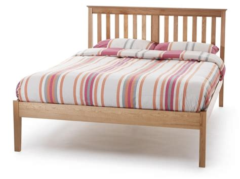 low king size bed frame serene salisbury super king size oak bed frame low footend