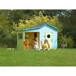 cabane enfant maison cabane enfant en bois massif hacienda cerland