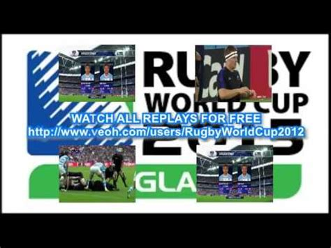 theme song world cup 2015 world in union the theme song of rugby world cup 2015