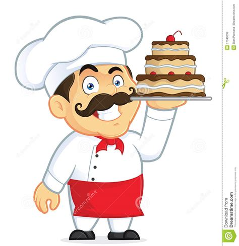 clipart dolci chocolate cake clipart cake chef pencil and in color