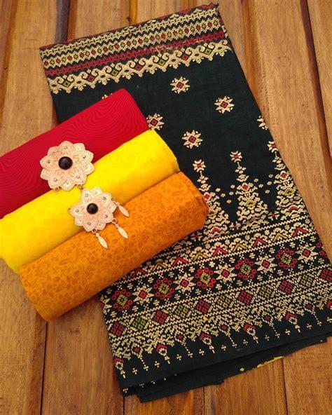 Tunik Anjani Motif kain batik pekalongan batik prada anjani kombinasi embos