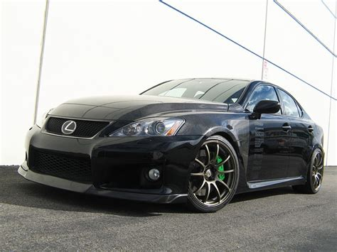supercharged lexus isf tein usa
