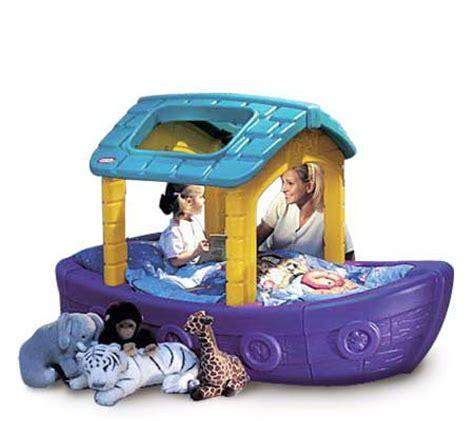 little tikes beds little tikes noah s ark toddler bed qvc com