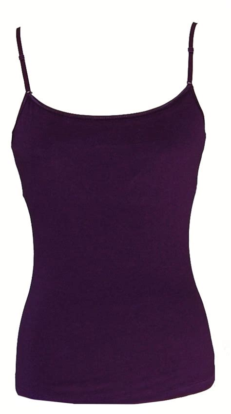 Tank Tops With Shelf Bra purple shelf bra tank top