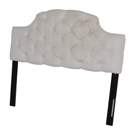 white tufted headboard full 81 off skyline furniture skyline furniture tufted white