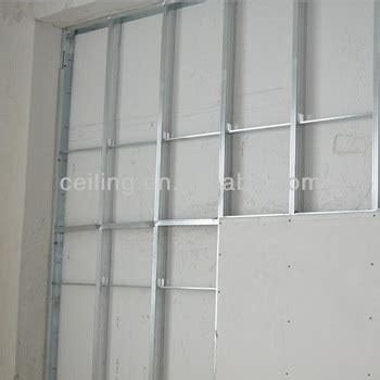 Harga Furring Channel suitable price plasterboard high quality gypsum board