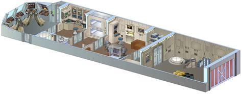 Uss Enterprise Floor Plan by Cascade By Bobye2 On Deviantart