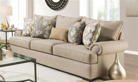 behold home azure wheat sofa  dump luxe furniture outlet