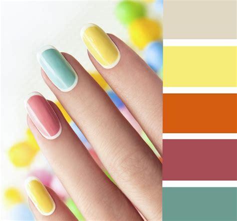imagenes de uas de 15 15 combinaciones de colores para una manicura perfecta