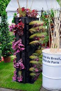 Backyard Herbs - 21 vertical pallet garden ideas for your backyard or balcony