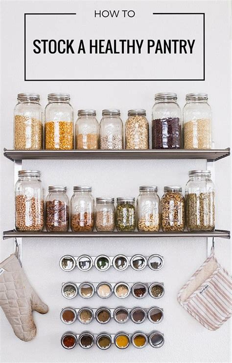 How To Stock A Healthy Pantry by 1000 Images About Household Tips On