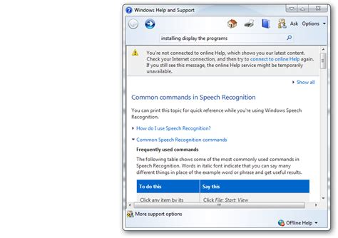 windows 10 voice recognition tutorial using windows 7 default voice recognition to control your pc