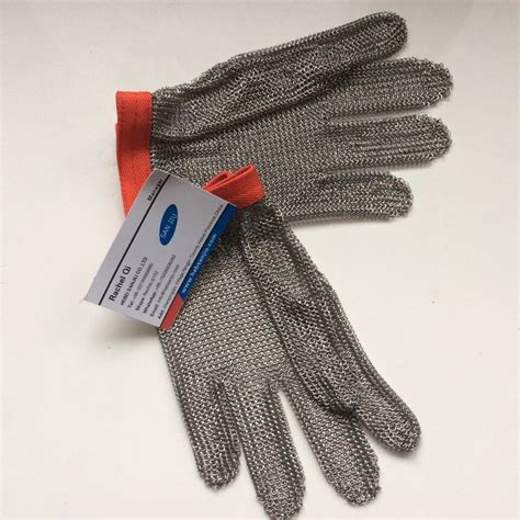 chainmail gloves for saw gloves sleeve picture more detailed picture about chain