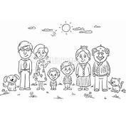 My Family Activities For Preschool Para Colorear  Buscar