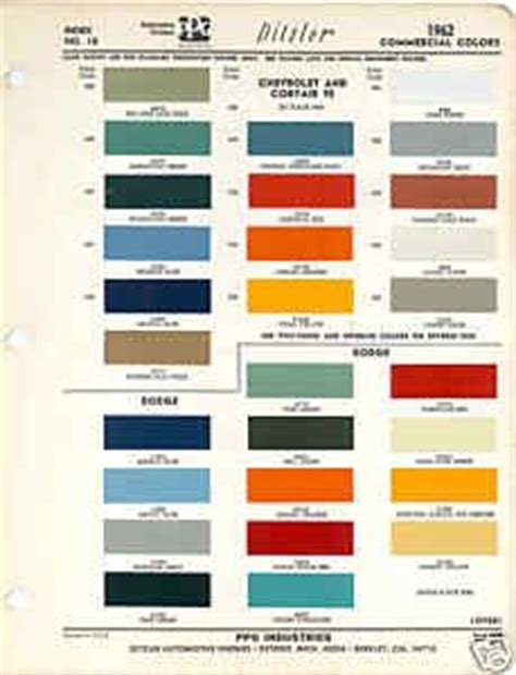 1963 chevrolet truck on chevrolet trucks paint color chart and trucks