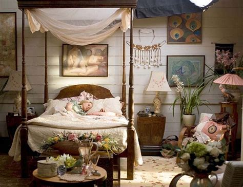 bedroom: Stealing Bohemian Style Bedroom Concept for Your