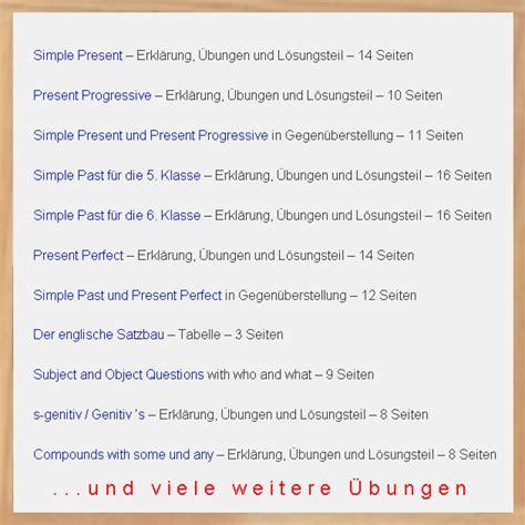 Bewerbung Englisch Test Englisch 220 Bungen Mit L 246 Sungen Zum Ausdrucken
