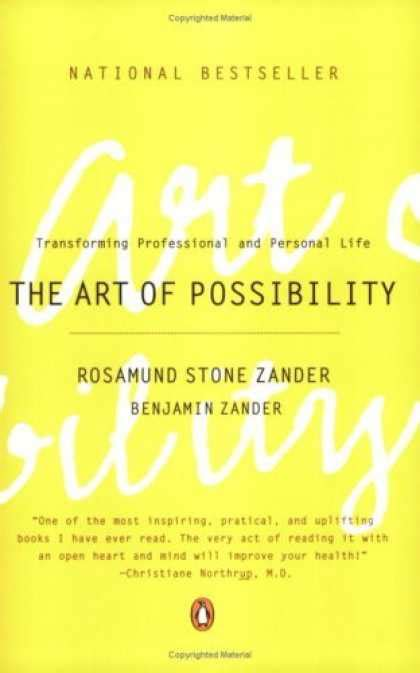 Pdf Possibility Transforming Professional Personal by Bestsellers 2006 Covers 1150 1199