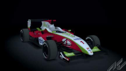 The Success Formula Hc Version Berkualitas formula master hill climb formula car detail assetto