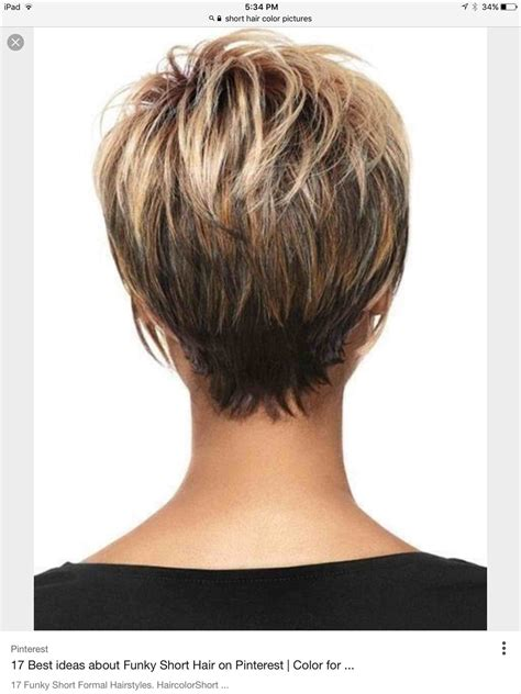 hairstyles for women over 60 front and back short hairstyles for women over 60 back view the big river