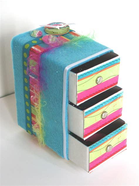 cajas en fomi para nias m 225 s cajas de f 243 sforos decoradas memorias de papel