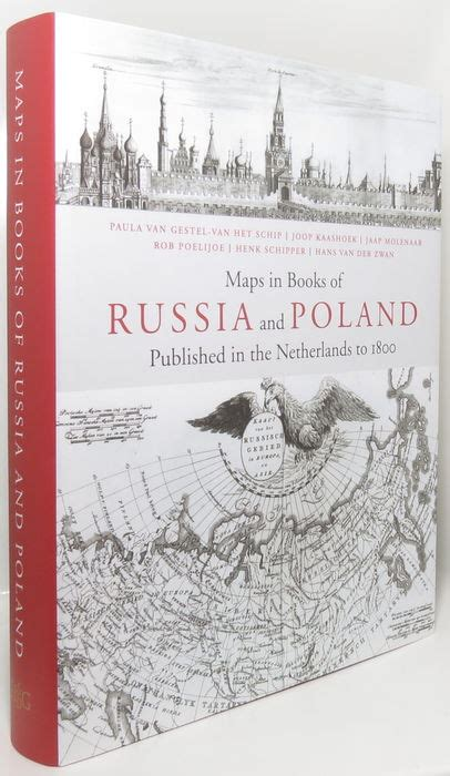 reference works books reference works maps in books on russia and poland