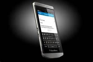 Porsche Blackberry Porsche Design P9982 Smartphone From Blackberry