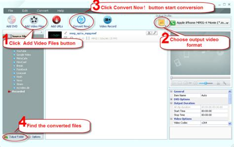 Mxf Video Format | mxf video converter convert mxf files to popular video
