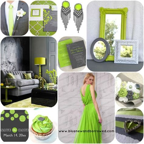 wedding colors lime green and gray dream wedding pinterest wedding gray weddings and gray