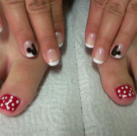 birthday themed nails disney themed nails for my 21st birthday at disneyland yelp