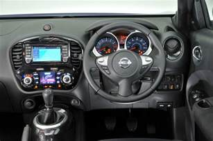 Nissan Juke Interior Nissan Juke Interior Autocar