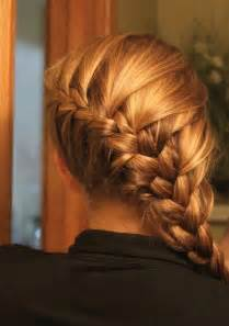 french braid hairstyles braided crown hairstyle picture