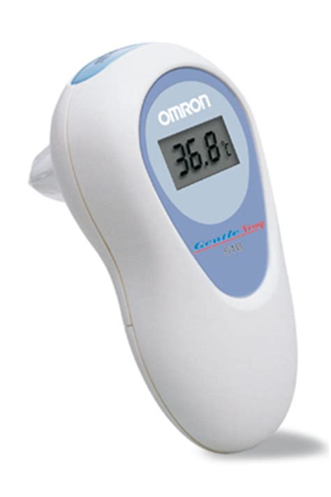 Thermometer Infrared Omron omron gentle temp infrared ear thermometer medscope ltd