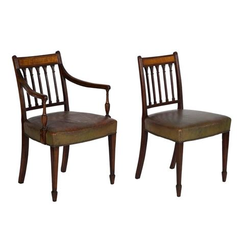set of eight george iii dining chairs for sale at 1stdibs