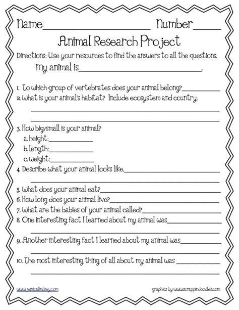 research paper on animals the world s catalog of ideas