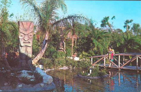 florida memory tiki gardens indian rocks florida