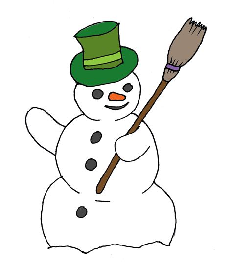 snowman clipart free to use domain snowman clip page 3