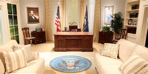 in oval office built oval office sets in new york and la