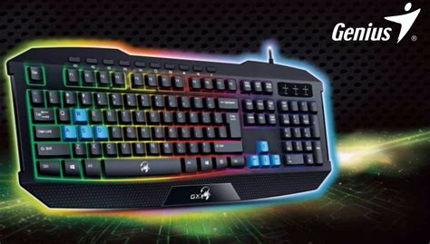 Keyboard Gaming Genius Genius Gx Gaming Scorpion K215 Keyboard