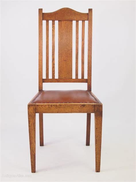 Vintage Oak Dining Chairs Set 4 Vintage Oak Dining Chairs Circa 1920s Antiques Atlas