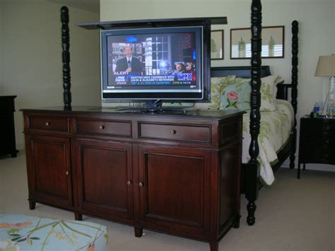 Tv Lift Cabinet Foot Of Bed by End Of Bed Tv Lift Cabinet Foot Of The Bed Tv Lift