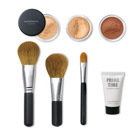 bareminerals get started complexion kit light bareminerals grab go get started kit light free delivery