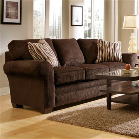 broyhill zachary sofa in putty zachary velvet sofa for sale wayfair